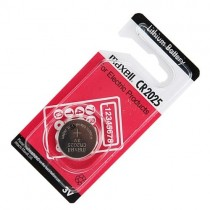 Maxell CR2025 Genuine 3V Lithium Coin Cell