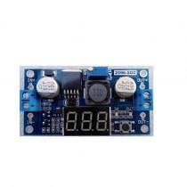 LM2596S Adjustable Power Module Step Down LED Voltmeter