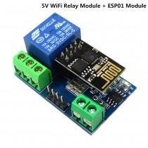 ESP8266 5V WiFi relay module smart home remote control switch phone APP