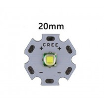 Cree XML LED T6 R5 10W White High Power LED Chip Emitter With 20mm PCB