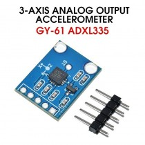 GY-61 ADXL335 3-Axis Analog Output Triaxial Accelerometer Module Acceleration Gravity Angle Sensor