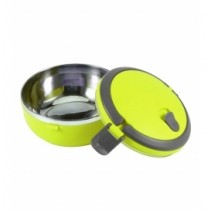 Tiffin / Lunch Box Round Shaped Single Layer Insulated Stainless Steel