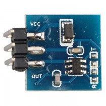 TTP223 Touch Key Module capacitive switch can be set to self-locking