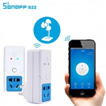 Wifi Smart Switch Wireless Remote Control Socket SONOFFS22
