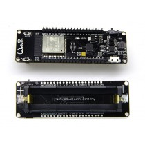 WeMos D1 Esp-Wroom-02 Motherboard ESP8266 Mini WiFi Nodemcu Module with 18650 Battery holder