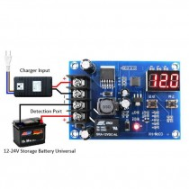 XH-M603 DC 12V-24V Voltage Charging Discharge Monitor Relay Switch Battery Protection Module