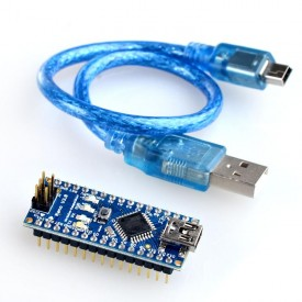 Arduino Nano 3.0 ATMEGA328 with CH340 with usb cable