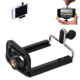Mobile Phone Clip Mounting Bracket Adapter Selfie Stick Clip for Mobile Phone