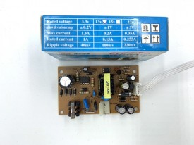 Universal Box Power Supply Circuit Board SMPS for Free to Air D2H, DTH, Tata Sky Satellite Receiver