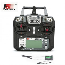 Flysky FS-i6X 10 channel Transmitter iA10B i-BUS Receiver 2.4G 2A RC Remote Control For RC Helicopter drone quadcopter toys