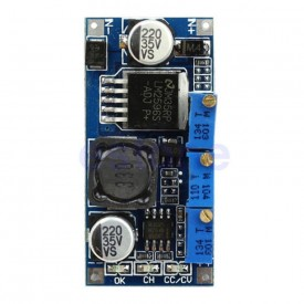 DC-DC LM2596 Step-down Adjustable Power Supply Module CC-CV LED