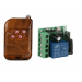 33MHz 1CH DC 12V Transmitter Remote Control + 433 mhz RF Relay Receiver Button Remote Control Switch