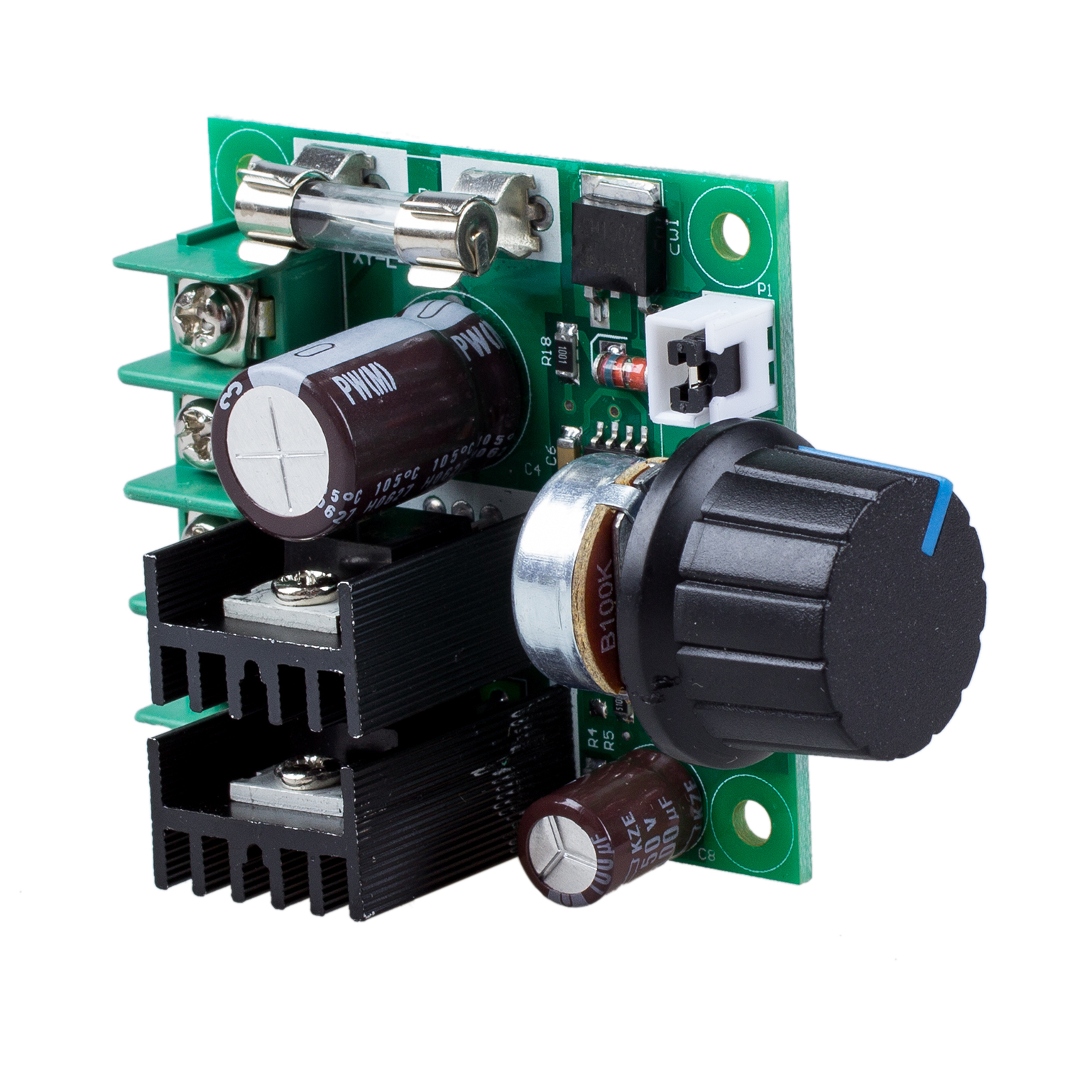 Pwm 10a 12v 40v dc motor speed controller buy in pakistan for Motor with speed control