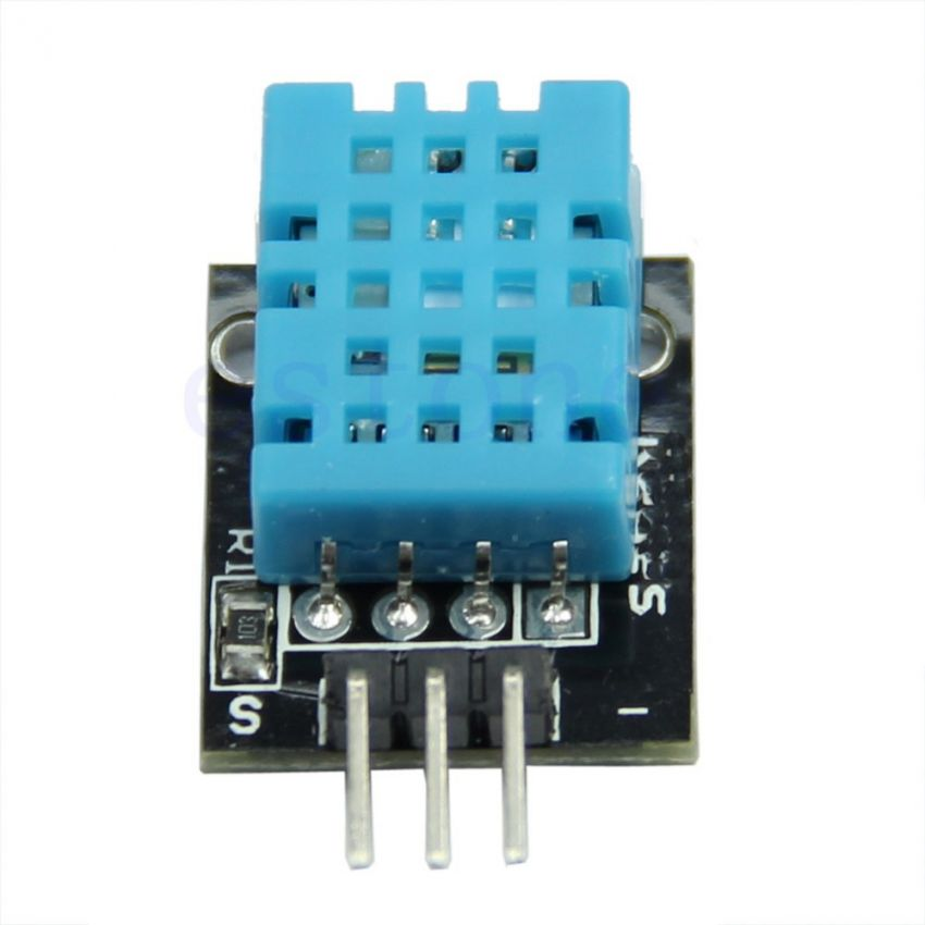 Dht11 Digital Temperature And Humidity Sensor Module For