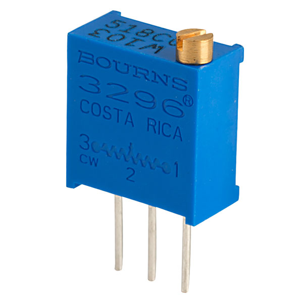 3296W-1-104LF 104 100K Ohm Variable Resistor Trimming